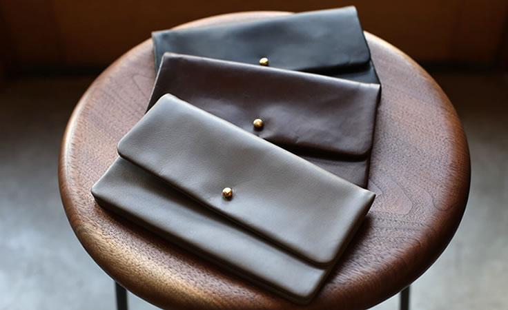 ALICE PARK Single Flap Wallet シングルフラップウォレット