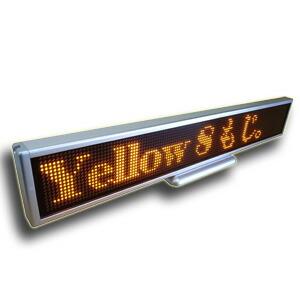 LED表示器 情報表示 電光掲示板led表示機