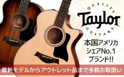 TAYLOR アコースティックギター/エレアコ
