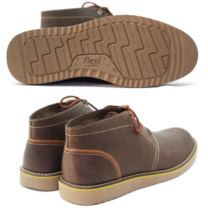 437858a3c069 ishikiri  Flexi IMFX94502 Flexi mens boots desert boots style oil ...