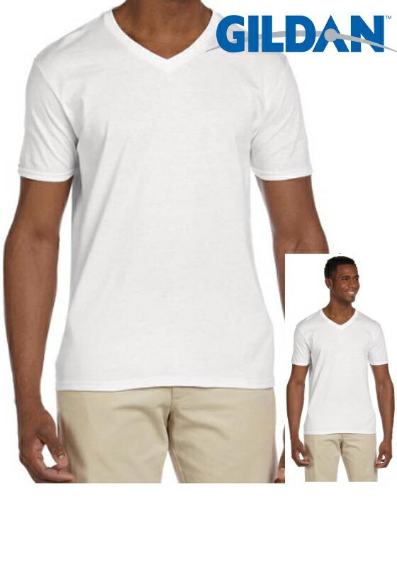 1db16680eeefe アメリカで一番の販売数を誇るギルダン GILDANの4.5オンスのVネックTシャツです。浅めのVゾーンと柔らかな着心地が特徴のVネック です。リングスパン糸を使用。