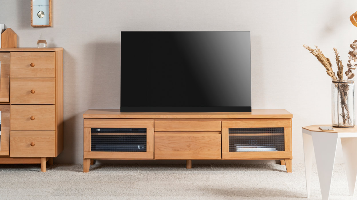 楽天市場】テレビ台 テレビボード 完成品 幅150cm ローボード テレビ