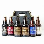COEDO コエドビール 333ml × 6本セット 小江戸ビール(伽羅2:瑠璃1:紅赤1:白1:漆黒1)