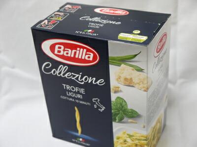 バリラ トロフィエ リグーリ 500g Barilla No.296 TROFIE LIGURI パスタ