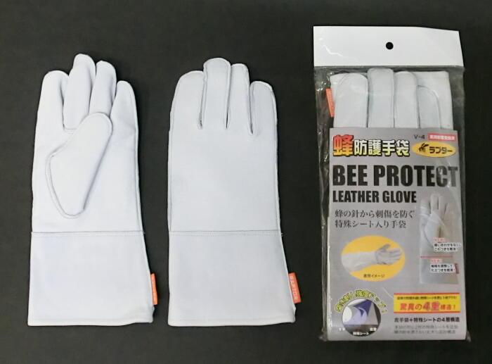 蜂防護手袋(V-4)「趣味生活雑貨セレクトショップ」 I-Land <アイランド>