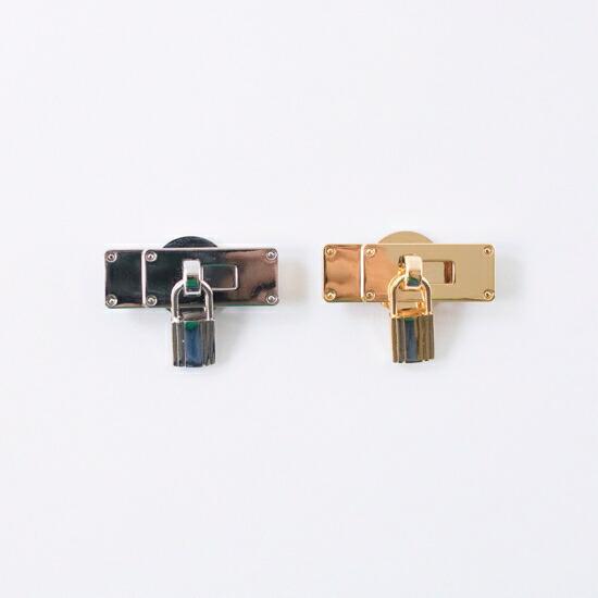 飾りマグネット金具 錠(1個入り)メルヘンアート
