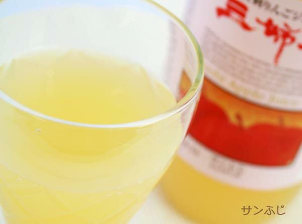 JA江刺りんごジュース三姉妹1Lボトル×3本(ギフト箱入)長女 サンふじ