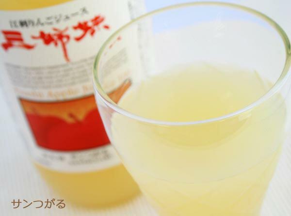 JA江刺りんごジュース三姉妹1Lボトル×3本(ギフト箱入)長女 サンつがる