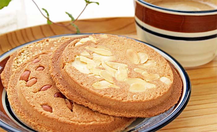 佐々木製菓の手焼せんべい