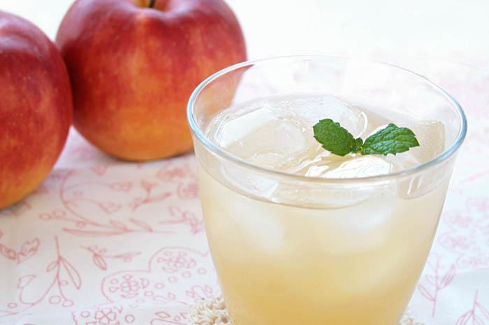 りんご農家のリンゴジュース