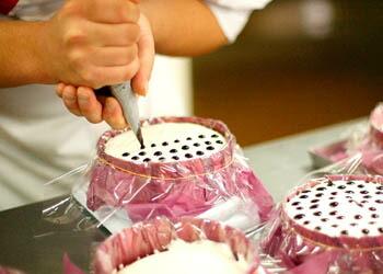 手づくりチーズケーキ
