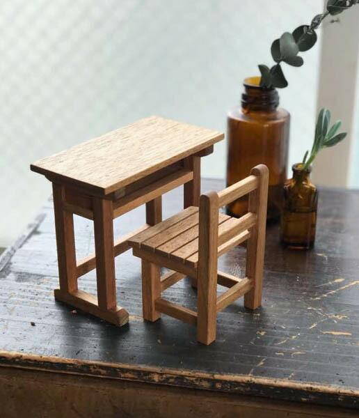 木製キャンドルホルダー