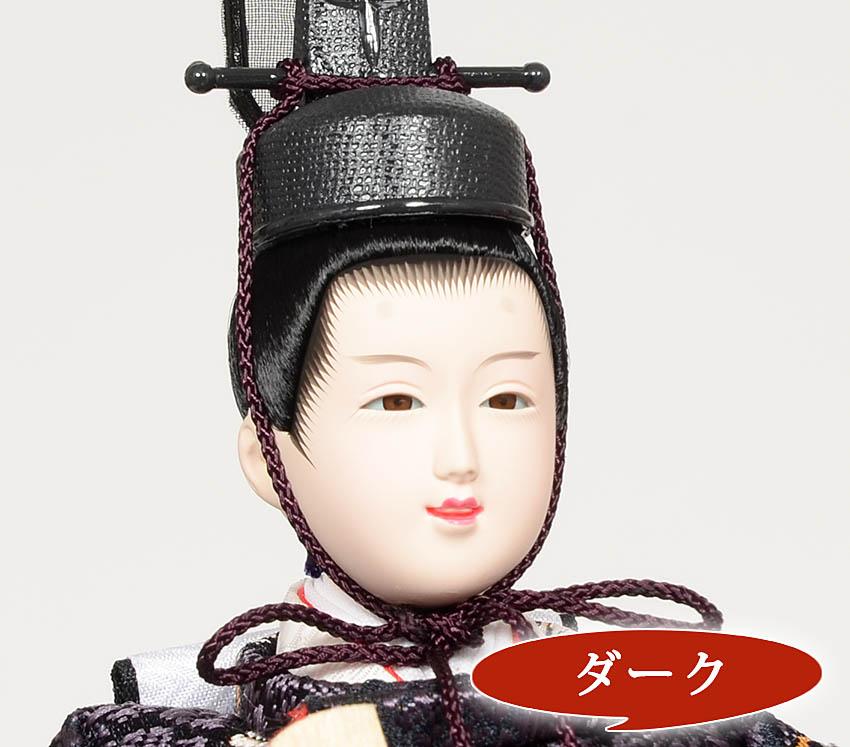 雛人形 ケース飾り
