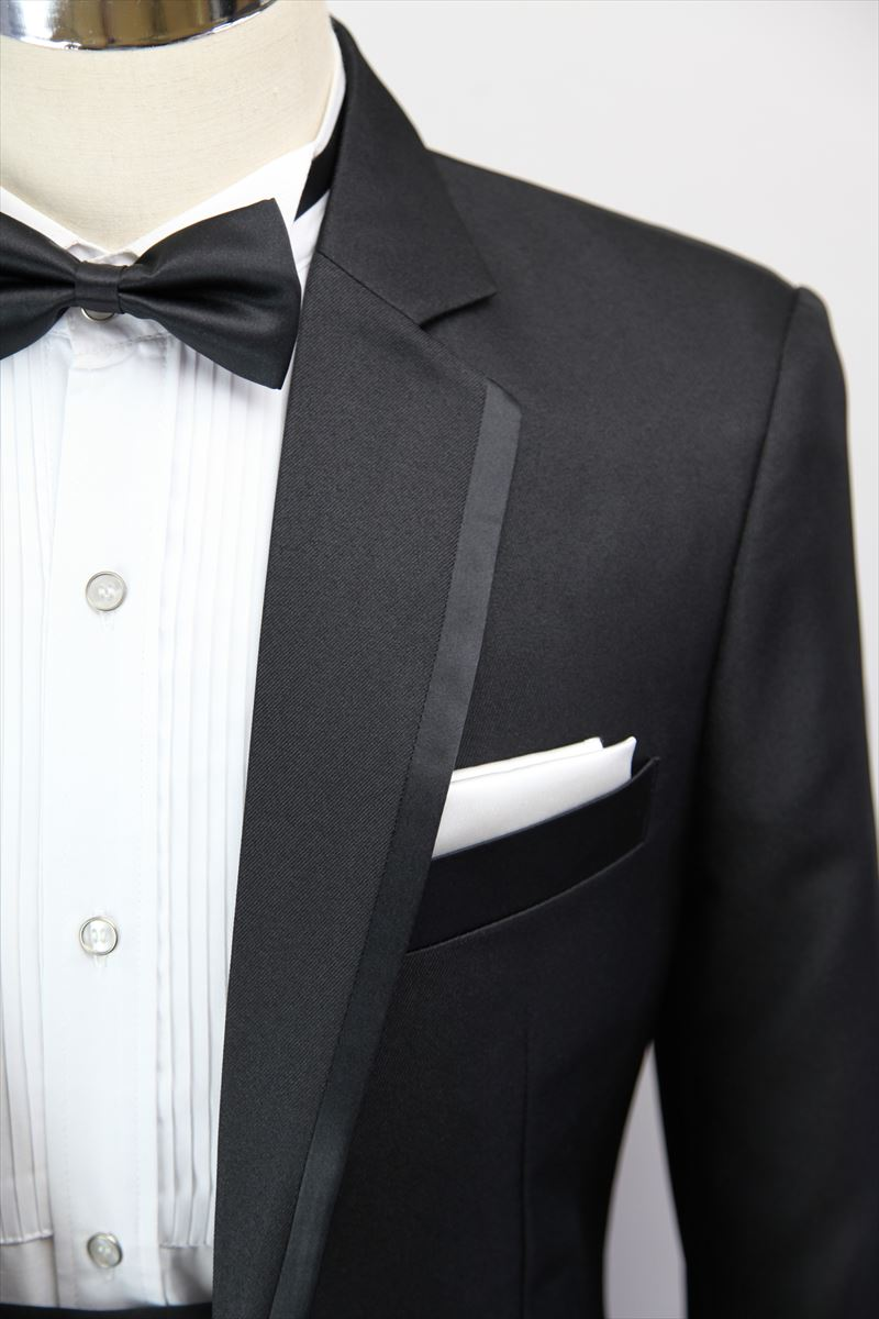 c03a6c2be24ce 楽天市場 タキシード,販売,4点セット,ブラック,結婚式 ...
