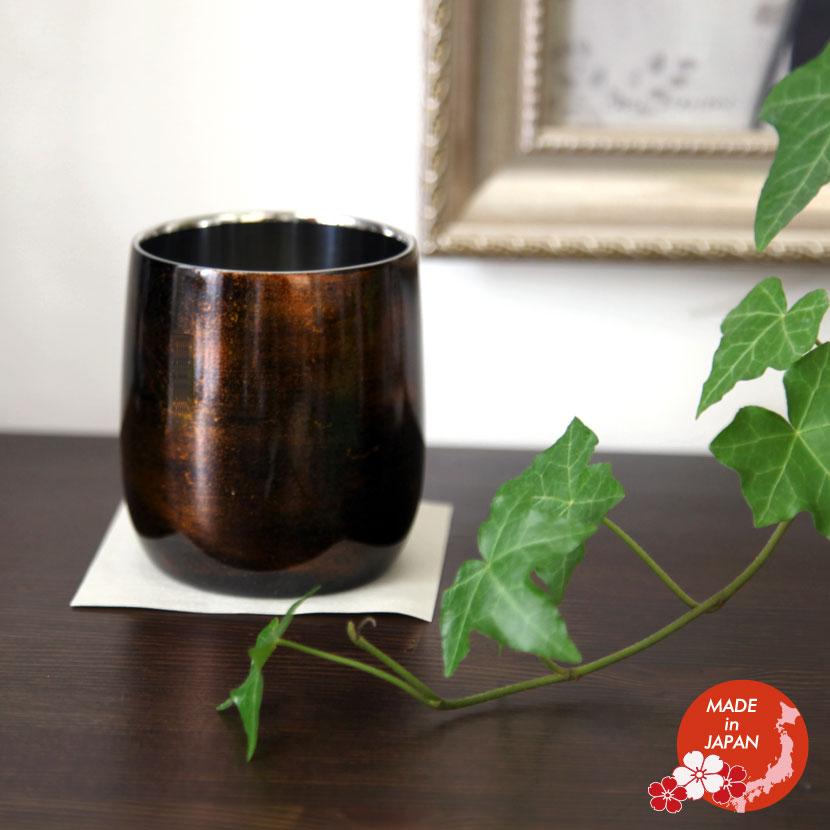 漆工芸 グラス カップ おみやげ 日本製