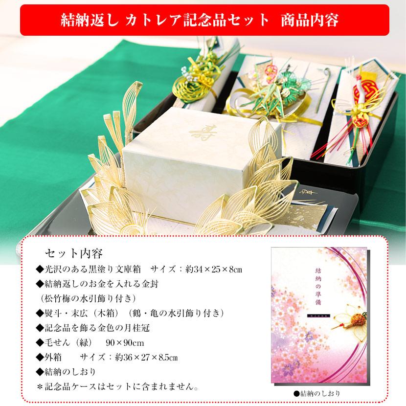 結納 カトレア  【青】 3枚目画像