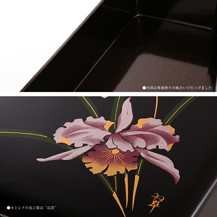 結納 カトレア  【青】 6 枚目画像