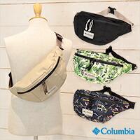 Columbia,コロンビア,ウエストバッグ,ヒップバッグ,PU8083