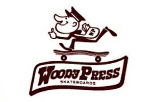 woody press