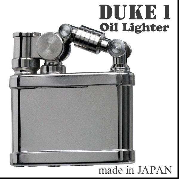 日本製 オイルライターDUKE(デューク) 画像3