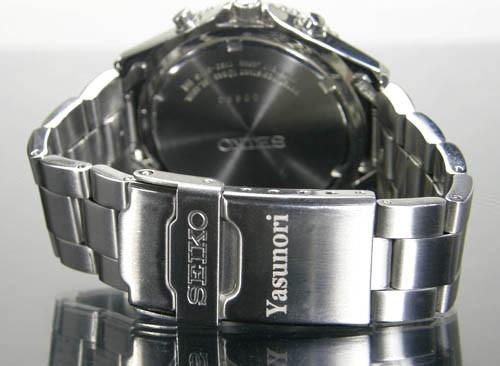 cheaper 21c5c 0ba92 腕時計バックル名入れ彫刻料金 (SEIKOセイコーCITIZENシチズン電波時計等腕時計に対応)