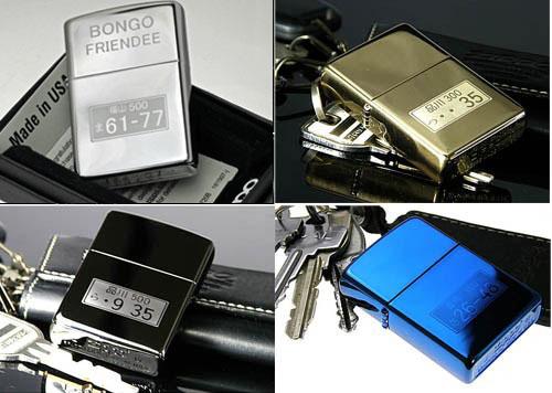 zippo(ジッポーライター)ナンバープレート彫刻 車 バイクのナンバープレート刻印 画像5