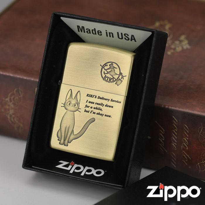 zippo(ジッポーライター)スタジオジブリ ジッポー 魔女の宅急便 ジジ 2 画像5