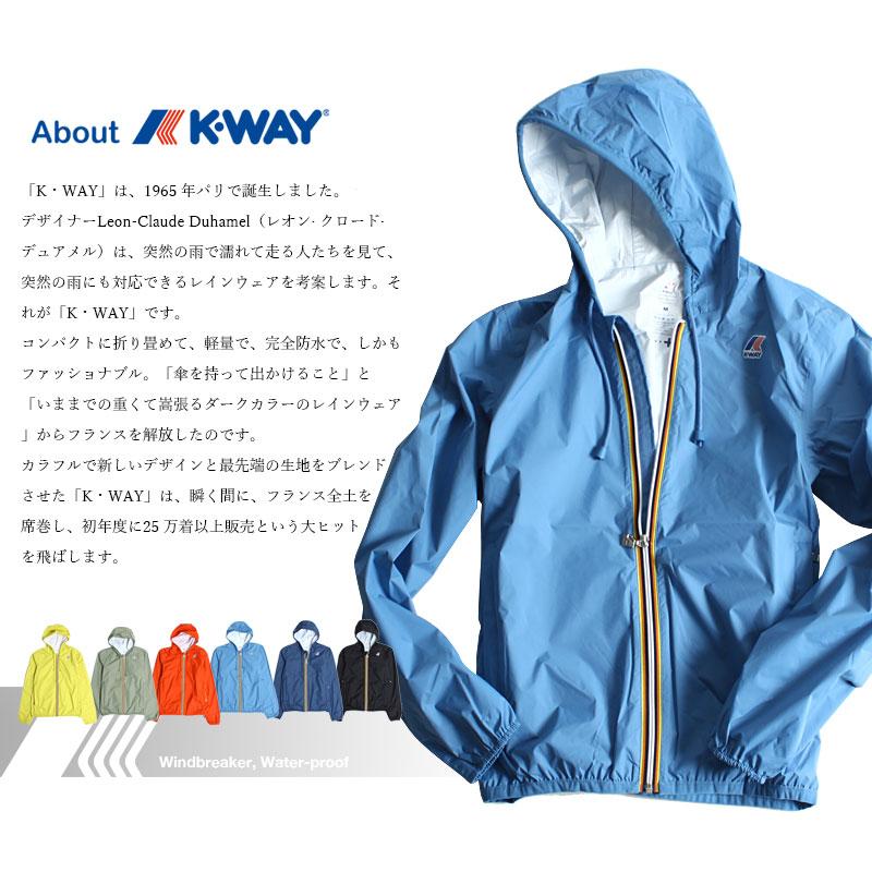 K-Way K009NQ0 Veste Femme
