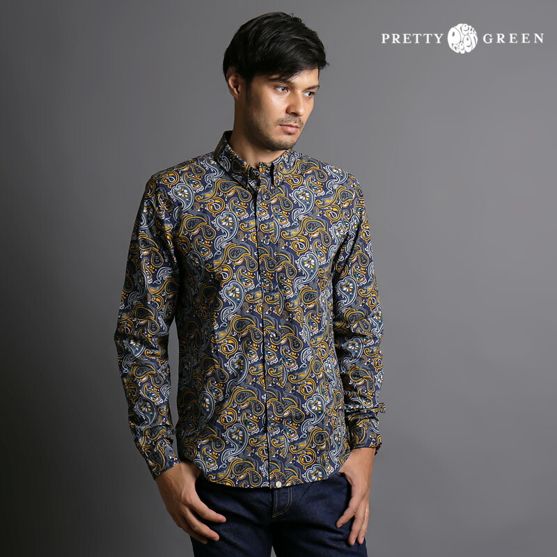 Pretty Green short sleeve polo shirts, long sleeve polo shirts, shirts and knitwear available at Duo Online Store. Pretty Green is a British Clothing Label founded by Liam Gallagher. JavaScript seems to be disabled in your browser.