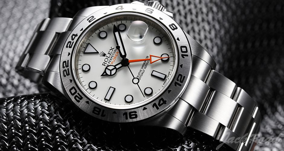new style d5e2c a4646 ロレックス ROLEX エクスプローラーII 216570 【新品】 時計 ...