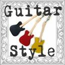 ギター型デザイン