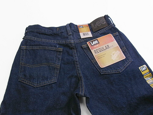 cf47a78f Jalana: Lee Lee #200 straight jeans pepper pre-wash □ hemming for ...