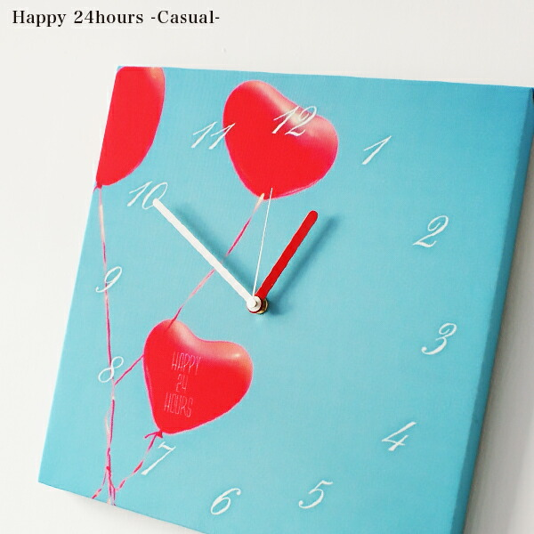 Happy 24hours -Casual-