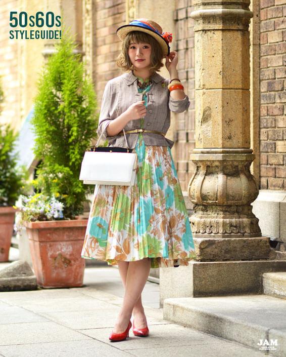50年代〜60年代ファッションl_1