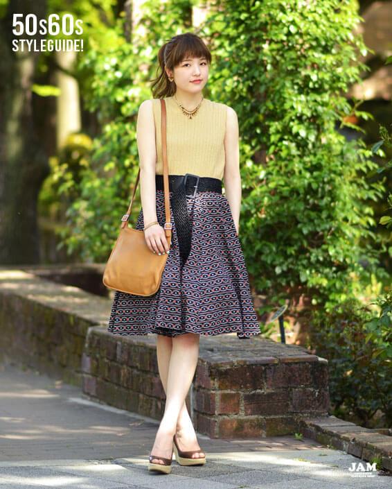 50年代〜60年代ファッションl_3