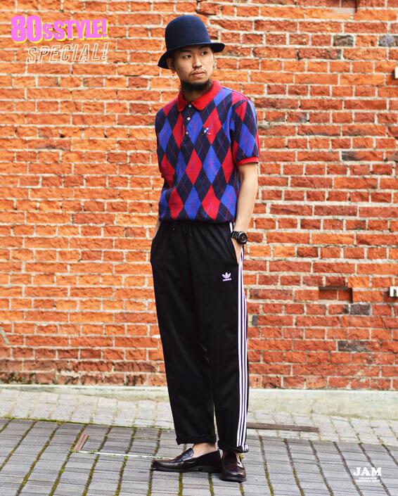 80年代ファッション1