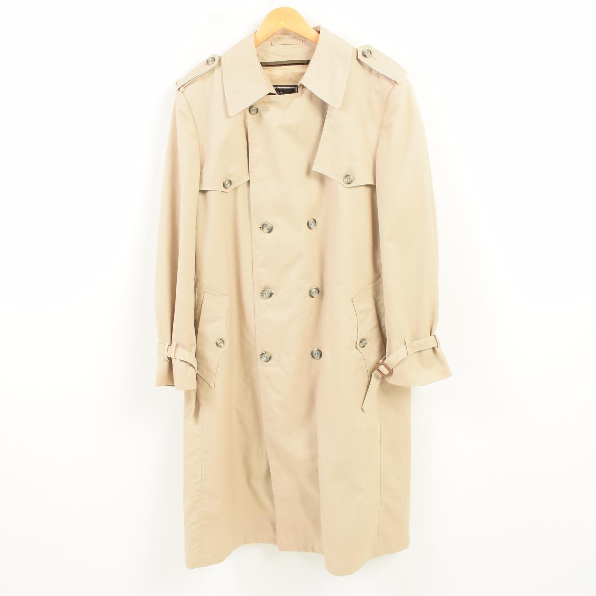 new products 35d97 0b14d クリスチャンディオール Christian Dior MONSIEUR ライナー付き トレンチコート メンズL /wan7680 【180304】