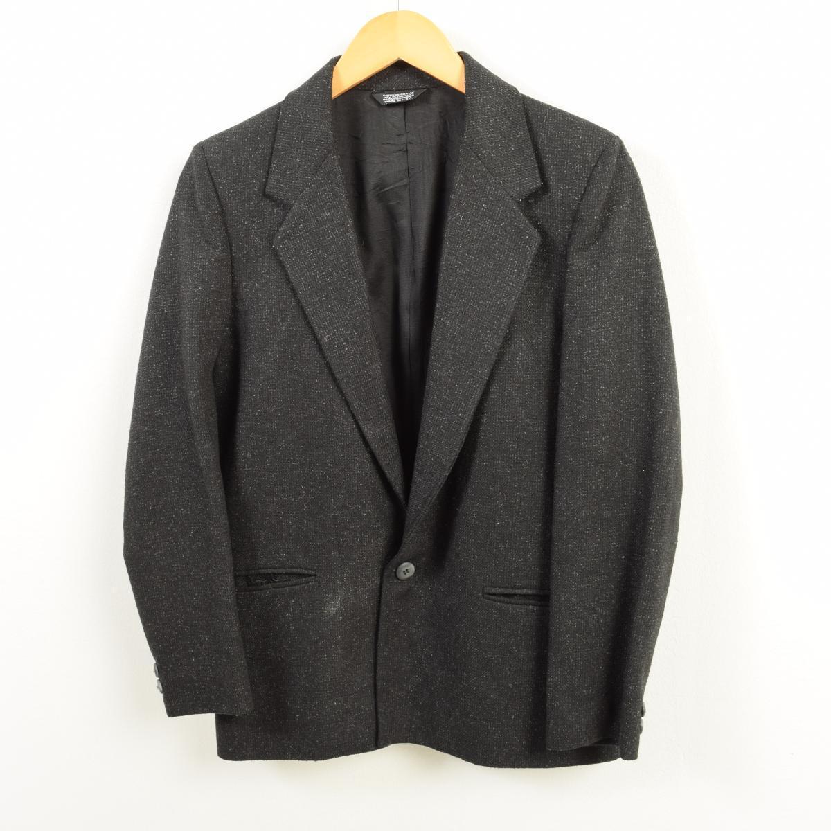 newest ec12e bc505 クリスチャンディオール Christian Dior JEUNE HOMME ウール テーラードジャケット レディースM /waq8786  【181116】