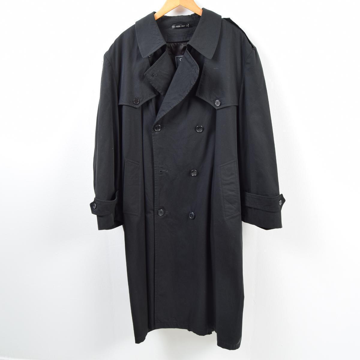 premium selection 6e80c 22b02 クリスチャンディオール Christian Dior MONSIEUR トレンチコート 46R メンズXL /wbc9816 【190222】