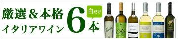 白ワイン6種セット