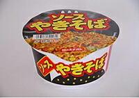 株式会社麺のスナオシ スナオシ 本格派カップ やきそば 86g ×12個【イージャパンモール】