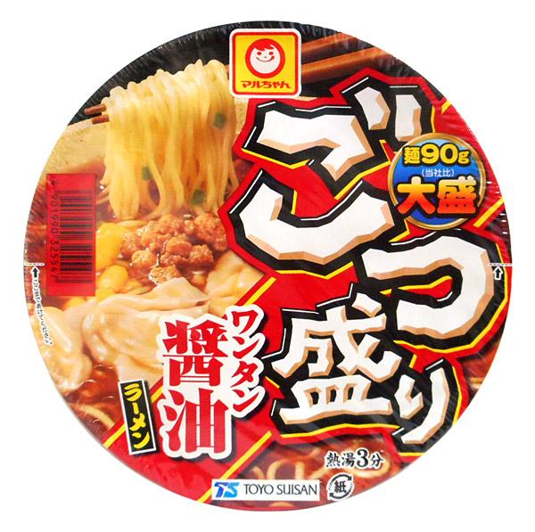 東洋水産(株)# ごつ盛り ワンタン醤油ラーメン 117g【イージャパンモール】
