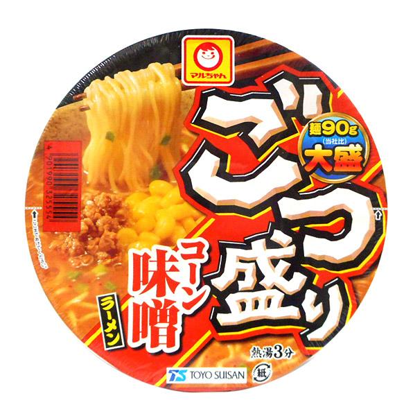 東洋水産(株)# ごつ盛り コーン味噌ラーメン 138g【イージャパンモール】