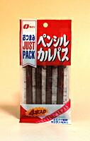 なとり JUSTPACK ペンシルカルパス 7g×4本【イージャパンモール】