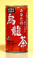 ★まとめ買い★ サンガリア あなたの烏龍茶 190g缶 ×30個【イージャパンモール】