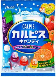 ★まとめ買い★ アサヒフード&ヘルス カルピスキャンディ ×6個【イージャパンモール】