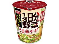 エースコック はるさめヌードル1/3日分の野菜 うま辛チゲ44g ×6個【イージャパンモール】