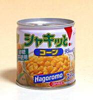 ハゴロモ シャキッとコーンEO M2缶【イージャパンモール】