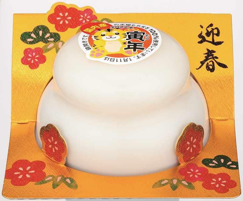 【鏡餅】★まとめ買い★ お鏡餅 160g (G-114) ×24個