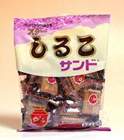 松永製菓 スターしるこサンド110g【イージャパンモール】